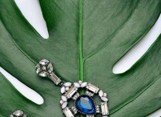 Kolczyki z szafirem – piękna biżuteria dla każdej kobiety