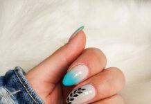 Manicure tytanowy
